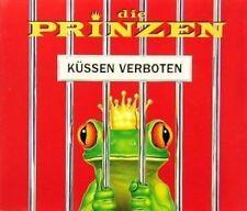 Die Prinzen Küssen verboten (1992) [Maxi-CD]