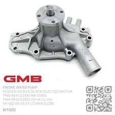 WATER PUMP V8 304-355 INJECTED ENGINE [HOLDEN/HSV VN-VP-VQ-VR-VS-VT COMMODORE]