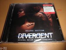 DIVERGENT soundtrack CD target DLX 3 bonus tracks ELLIE GOULDING asap rocky M83