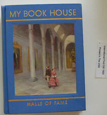 My Book House Halls of Fame & Index Volume 12 Olive Beaupre Miller 1958 V CLEAN