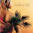 INDIA.ARIE - ACOUSTIC SOUL CD 16 TRACKS INTERNATIONAL POP NEW!