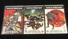Ultimate Avengers vs New Ultimates #1-6 Set 2011 Death Of Spider-Man Set