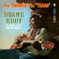 Eddy- Duane	Twangs The Thang + 2 Bonus Tracks (New Vinyl)