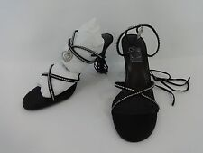 NEW Special Occasions by Saugus Shoe Bridal Dress Shoe Black #5233 Size: 10.0