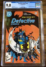 Batman/Detective Comics #576 Year 2 CGC 9.0 McFarlane NO RESERVE! Never Pressed!