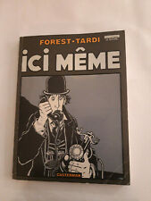 "Forest-Tardi ""ici meme"" EO de 1979 en bon état"