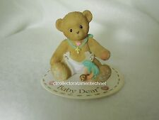 Cherished Teddies Giftable Mini Baby Dear 2009 New