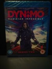 Dynamo - Magician Impossible II Blu-ray - Brand New & Sealed