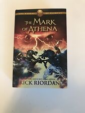 The Heroes of Olympus: The Mark of Athena by Rick Riordan