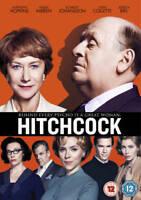 Hitchcock DVD (2013) Anthony Hopkins, Gervasi (DIR) cert 12 ***NEW***