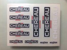 TAMIYA 1/14 REEFER TRAILER 56319 colour sticker set for box walls bumper CHEREAU