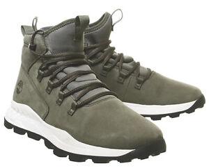 Timberland Brooklyn Modern Alpine Chukka Mens Boots Shoes Sneakers UK 8.5 EU 43