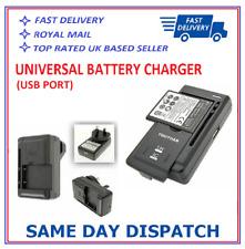 Universal Cargador Externo de Batería para Teléfono/Cámara Con Puerto Usb
