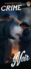 Lucky Duck Games: Chronicles of Crime - Noir Expansion NEW