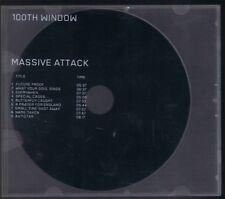 Massive Attack - 100th Window [ Klar See Thru Schutzhülle] Neu