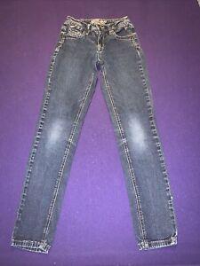 Justice Jeans Size 12 Slim