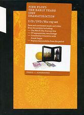 PINK FLOYD 1969 DRAMATIS / ATION COFANETTO 2CD+DVD+BLU-RAY NUOVO SIGILLATO