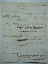 Etats d'ARTOIS. Noms des Familles ayant une entrée aux états d'Artois.