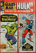 Tales to Astonish 67 Marvel Silver Age 1965 Classic Jack Kirby Cover S Dikto Art
