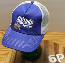 DENVER NUGGETS ALTITUDE SPORTS HAT SNAPBACK ADJUSTABE IN VERY GOOD CONDITION