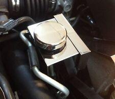 Corvette Steering Cover PREMIUM 2 PIECE W/ CHROME CAP C6 2005-2013 LS2 LS3