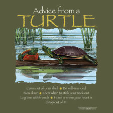 Advice From A Turtle X-Large Adult T-Shirt