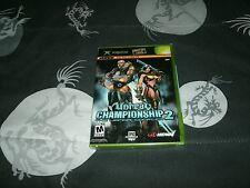 Unreal Championship 2: The Liandri Conflict For Xbox Brand New Factory Sealed
