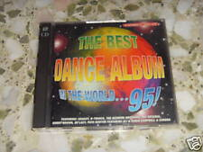 The best dance album in the world 95 CD *Free Postage