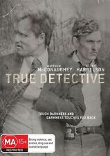 True Detective : Season 1 (DVD, 2014, 3-Disc Set) (D203)
