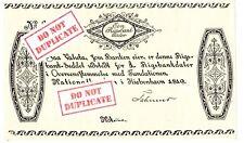 HAMLET - Kenneth Branagh - Original Prop Money Bill Danish Bank Notes with COA