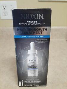 Nioxin Hair Regrowth Treatment for Men (1 month), 2 oz