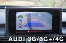 AUDI 3G/3G+/4G Cámara De Reversa Kit de integración A1 A4 A5 A6 A7 A8 Q3 Q5 Q7