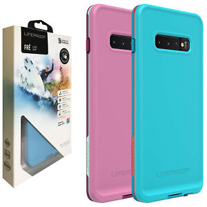 LifeProof FRĒ Tough 360 Waterproof Rugged Case for Samsung Galaxy S10+ (PLUS)