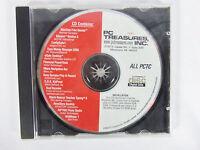 PC Treasures PC Essentials 2010 14 Essential Programs Computer Software DVD Rom