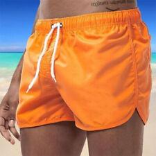 Deporte para Hombre Pantalones Cortos Ejercicio Gimnasio Correr Fitness Playa