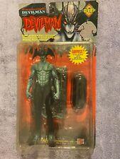"Devilman action figure Fewture  MIP 10"" Series 1"