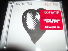 The Foo Fighters One By One Australian Limited CD DVD Edition - Like New
