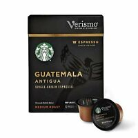 Starbucks Verismo Guatemala 144 pods read description ...
