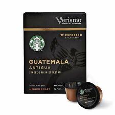 Starbucks Verismo Guatemala 144 pods read description ...