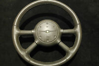 PT CRUISER 2001 2006 GREY STEERING WHEEL WITH AIRBAG