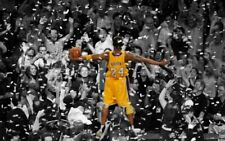 KOBE BRYANT Poster G.O.A.T Goat Greatest All Time [24 x 36] Inch B