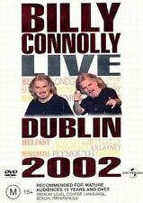Billy Connolly - Live 2002 (DVD, 2002)