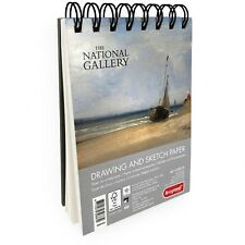 Bruynzeel - The National Gallery - A6 Drawing and Sketch Paper - 40 Sheets