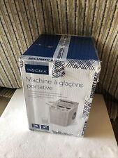 Ice Maker Portable Insignia-26-Lb. Portable Ice Maker 26 Lbs Per Day 2 Cube Size