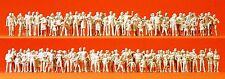PREISER HO scale ~ 'PASSERS BY AND SPECTATORS' ~ UNPAINTED FIGURES #16343