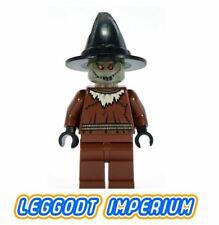 LEGO Minifigure - Scarecrow - DC Batman glow in dark head bat016 FREE POST