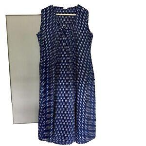 Matta NY Puja Ikat Dress, Size Large