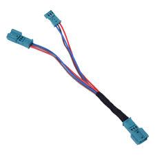LCI LED Luce AC/Radio Y cavo splitter adattatore Fits BMW 3 4 Series M3 M4 F30