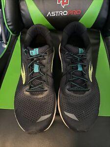 Brooks Adrenaline GTS 20 Mens Running Shoes Grey Size 10