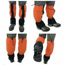 Outdoor Waterproof Leggings Gaiter Leg Pants Cover Camping Shoes Protection